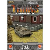 Tanks: The Modern Age - Soviet T-72