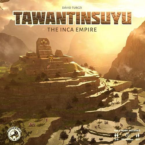 Tawantinsuyu: Říše Inků