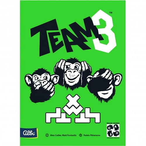 Team 3 - zelená edice