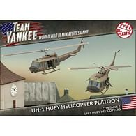 Team Yankee Huey Helicopter Flight