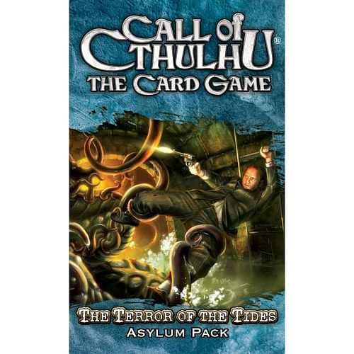 Call of Cthulhu LCG: Terror of the Tides