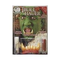 Tesáky troll s lepidlem