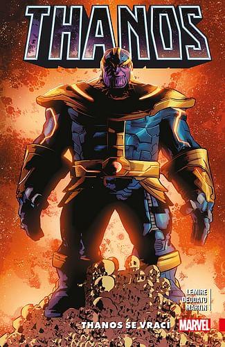 Thanos se vrací