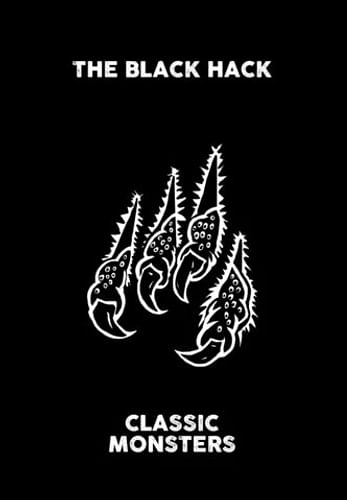 The Black Hack 2nd Edition Classic Monsters (pevná vazba)