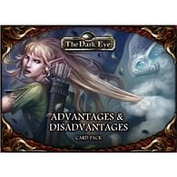 The Dark Eye: Advantages and Disadvantages Card Pack
