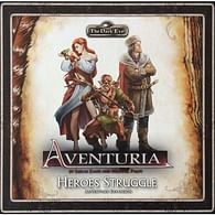 The Dark Eye: Aventuria Adventure Card Game - Heroes' Struggle