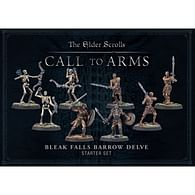 The Elder Scrolls: Call to Arms - The Bleak Falls Barrow Delve (resin)