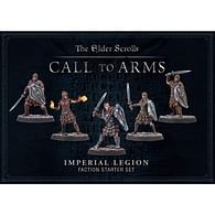 The Elder Scrolls: Call to Arms - The Imperial Legion Faction (resin)