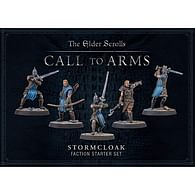 The Elder Scrolls: Call to Arms - The Stormcloak Faction (resin)