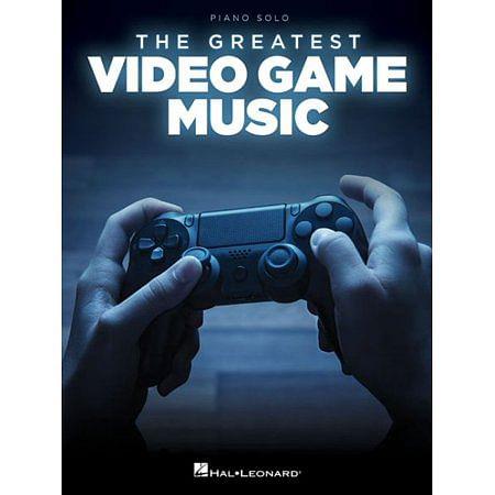 The Greatest Video Game Music : Piano Solo (noty) - kolektiv autorů
