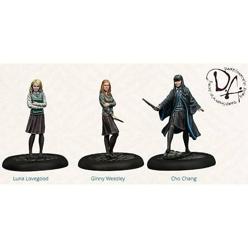 The Harry Potter Miniatures Adventure Game - Dumbledore's Army