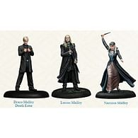 The Harry Potter Miniatures Adventure Game - Malfoy Family