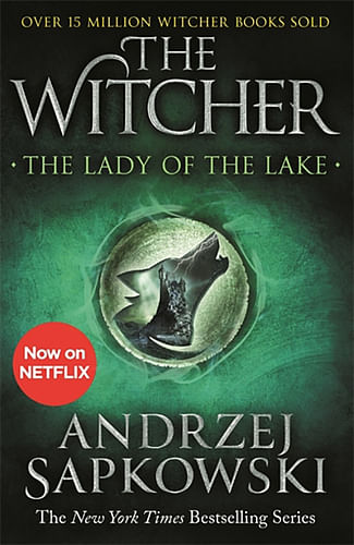 The Lady of the Lake : Witcher 5 - Now a major Netflix show