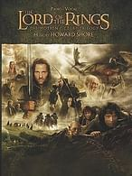 The Lord of the Rings : The Motion Picture Trilogy (noty)