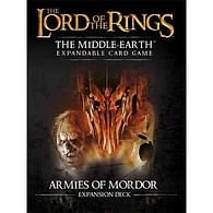 The Middle-Earth ECG: Armies of Mordor