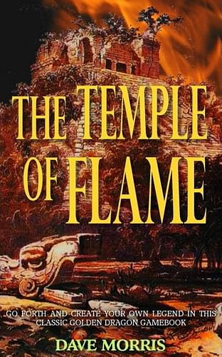 The Temple of Flame