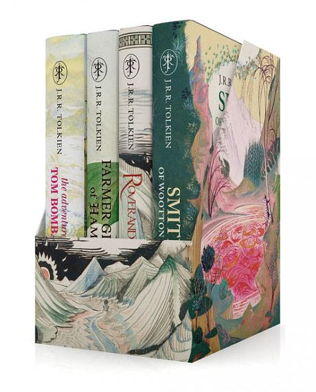 The Tolkien Treasury - J. R. R. Tolkien