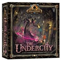 The Undercity: An Iron Kingdoms Adventure Board Game