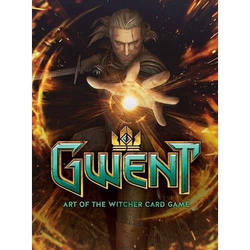 The Witcher Art Book - The Art of the Witcher: Gwent Gallery Collection
