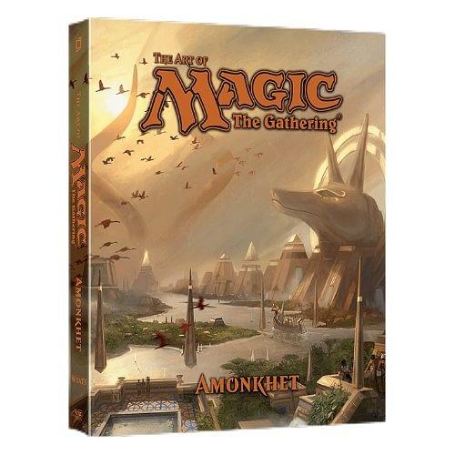 The Art of Magic: The Gathering - Amonkhet