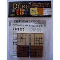 The Duke: Customisation Tiles