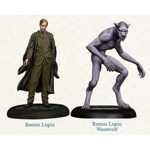 The Harry Potter Miniatures Adventure Game - Remus Lupin