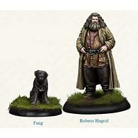 The Harry Potter Miniatures Adventure Game - Rubeus Hagrid