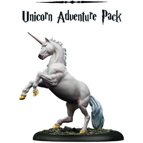 The Harry Potter Miniatures Adventure Game - Unicorn Adventure Pack