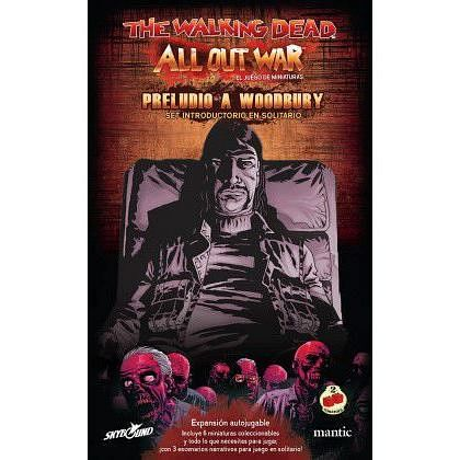 The Walking Dead: All Out War - Prelude to Woodbury Solo Starter Set