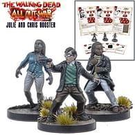 The Walking Dead: All Out War - Julie & Chris Booster