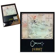 Thorinova mapa s klíčem