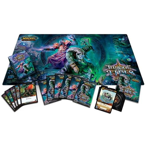 World of Warcraft TCG: Throne of the Tides Epic Collection
