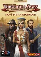 Through the Ages: Nové Divy a Osobnosti (česky)