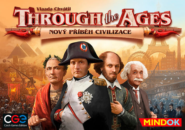 through the ages - nový příběh civilizace