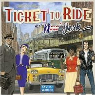 Ticket of Ride Express: New York City 1960