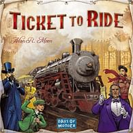 Ticket to Ride (anglicky)