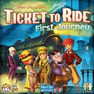 Ticket to Ride: First Journey (Severní Amerika)