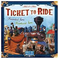 Ticket to Ride - karetní hra