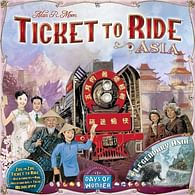 Ticket to Ride Map Collection: Volume 1 - Team Asia and Legendary Asia