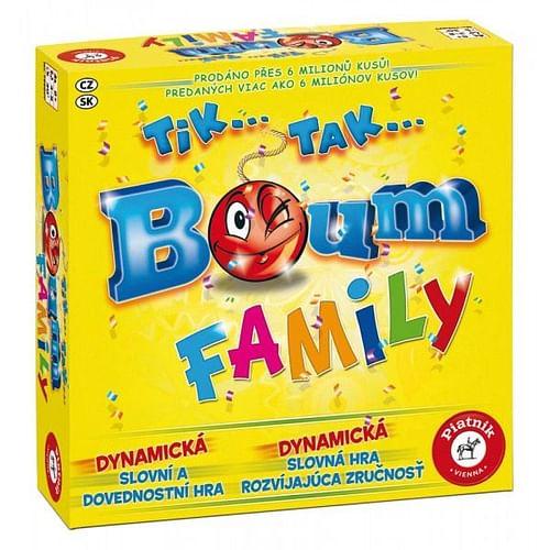 Tik Tak Bum Family