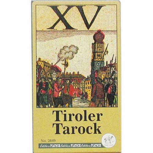 Taroky Tiroler Tarock