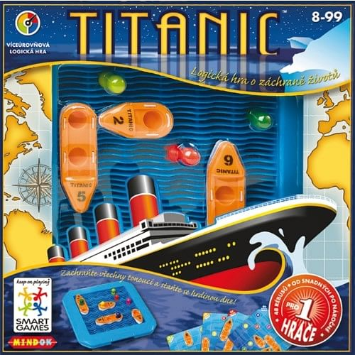 SMART: Titanic