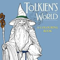 Tolkien's World - omalovánky