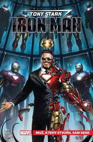 Tony Stark: Iron Man 1 - Muž, který stvořil sám sebe