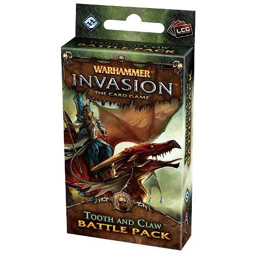Warhammer Invasion LCG: Tooth and Claw
