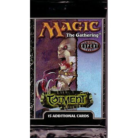 Magic: The Gathering - Torment Booster
