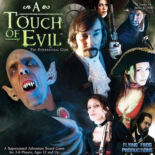 A Touch of Evil: Supernatural Game