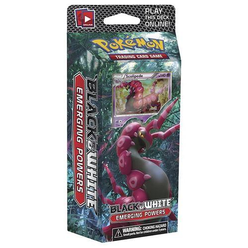 Pokémon: Black and White - Emerging Powers Toxic Tricks Theme D.