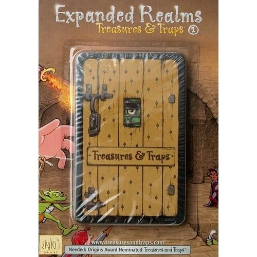Treasures and Traps: Expanded Realms