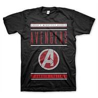Tričko Avengers - Stronger Together